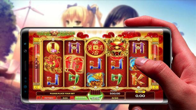 玩賭場賭場機器與獎金遊戲 poster