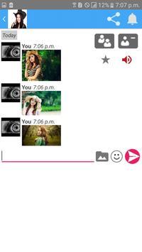 Online Girls Chat screenshot 1