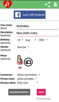 Online Girls Chat screenshot 2