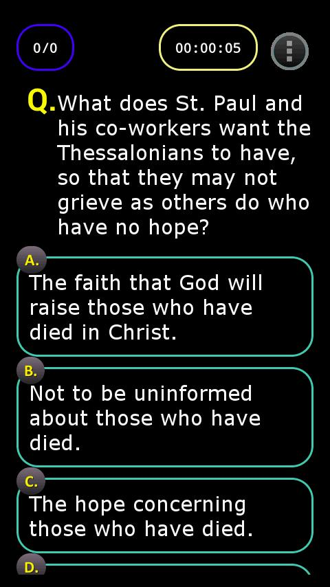 Logos Bible Quiz for Android - APK Download