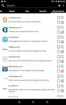 Super!  The Super Search Engine apk screenshot