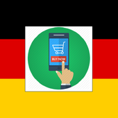 Online Shopping In Germany icon