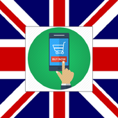 Online Shopping In UK icon