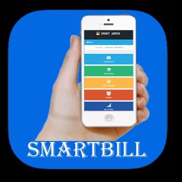 smart bill admin poster