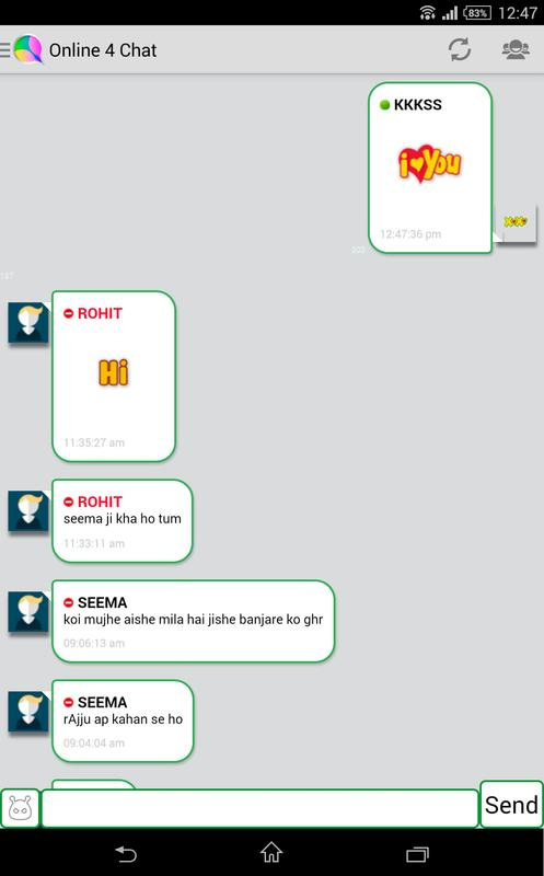 Chat Rooms - Online Chat APK Download - Free Communication APP for ...