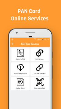 PAN Card Online Services poster