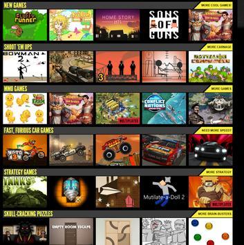 Online@Gaming App screenshot 1