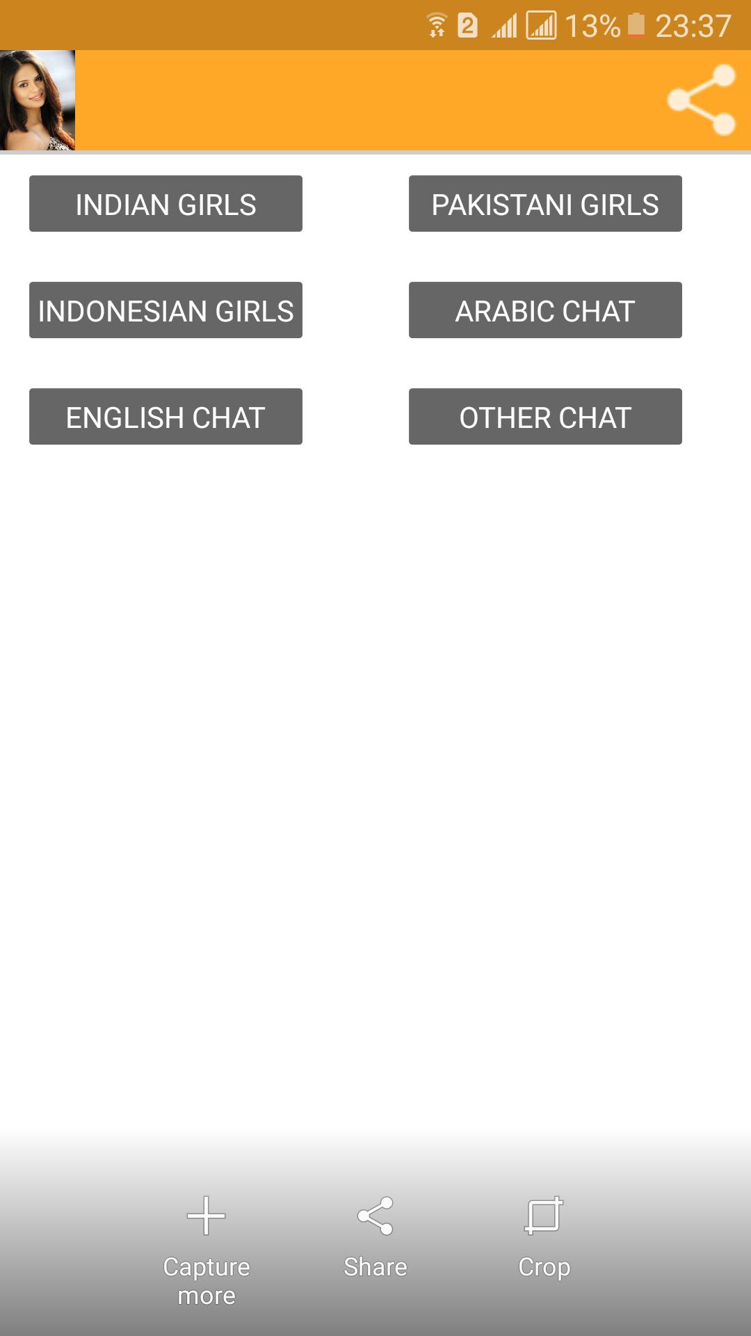 Only Cute Girls Chat for Android - APK Download