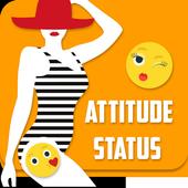 +999 Attitude Latest Status icon