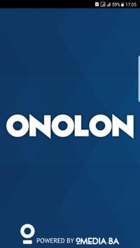 Onolon.ba poster