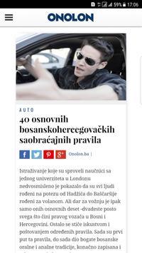 Onolon.ba apk screenshot