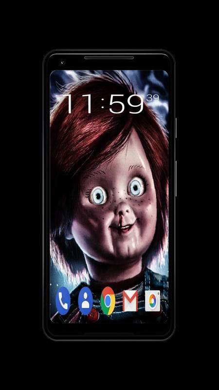 Chucky Doll Wallpaper Hd Poster