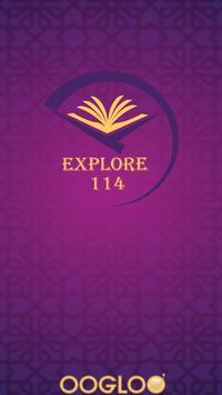Explore114 - The Divine Book poster
