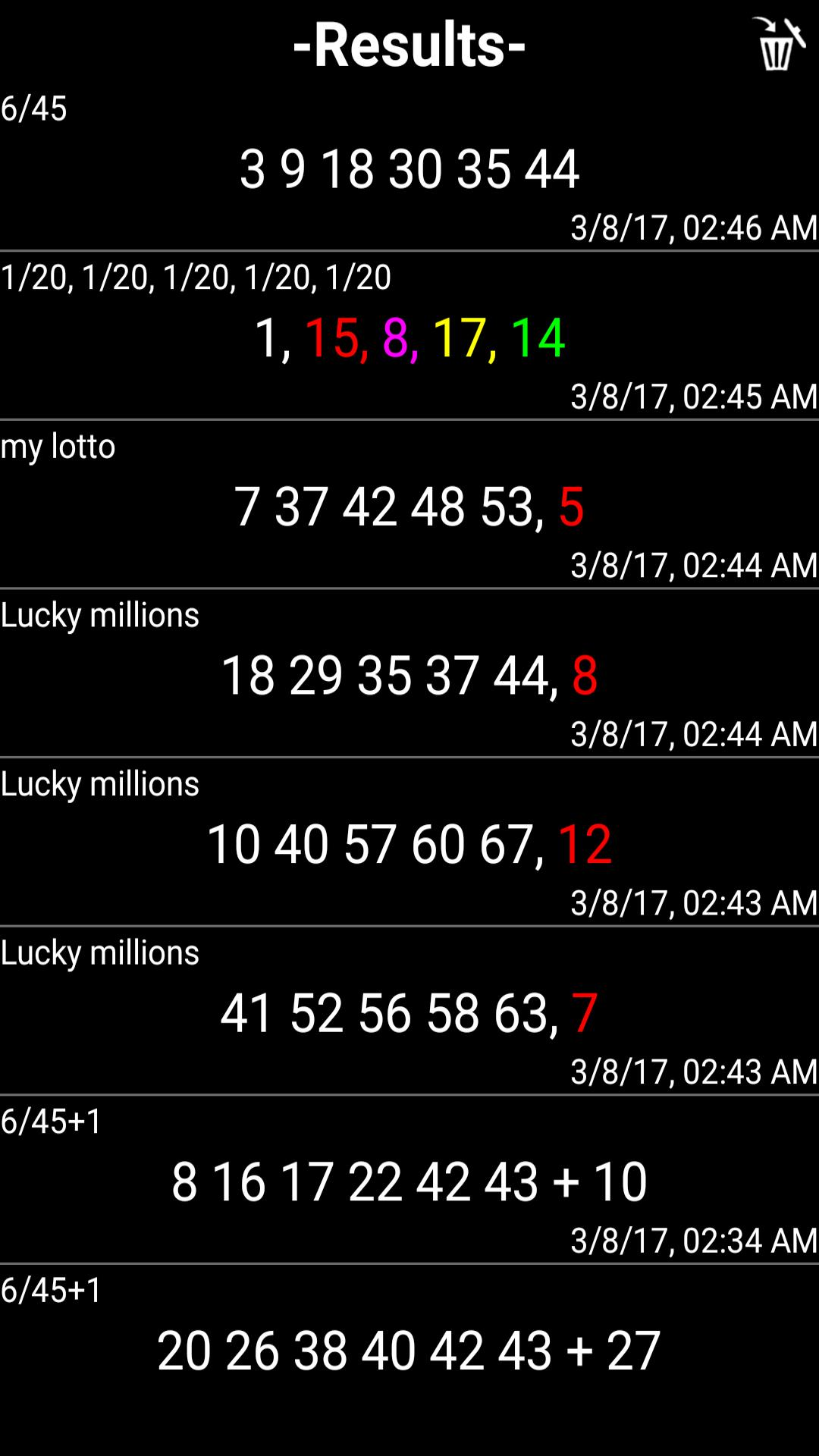 Lotto Draw Machine for Android - APK Download