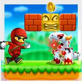 Super NinjaGo Adventure GAME icon