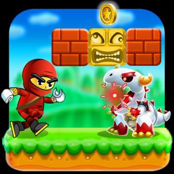 Super NinjaGo Adventure GAME poster