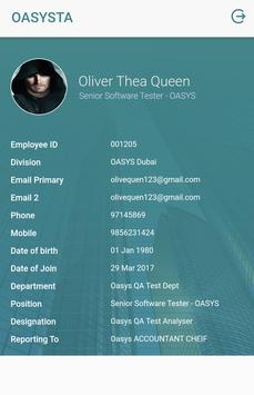 OASYS TA screenshot 2