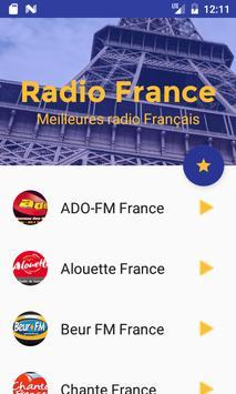 Radio France poster