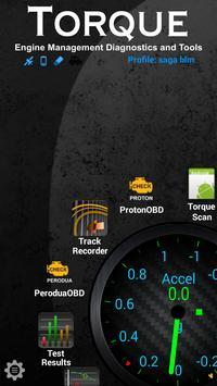 Torque Plugin for Perodua cars screenshot 1