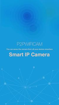 P2PWIFICAM poster