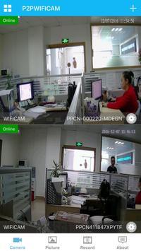 P2PWIFICAM screenshot 3