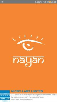 Nayan-Eye drop reminder poster