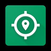 My Location Info icon