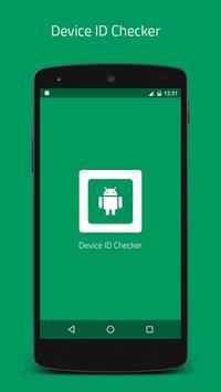 Device ID Checker poster