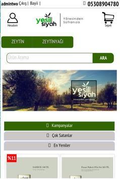 Zeytin Yöresi Zeytin ve Zeytinyağı screenshot 1