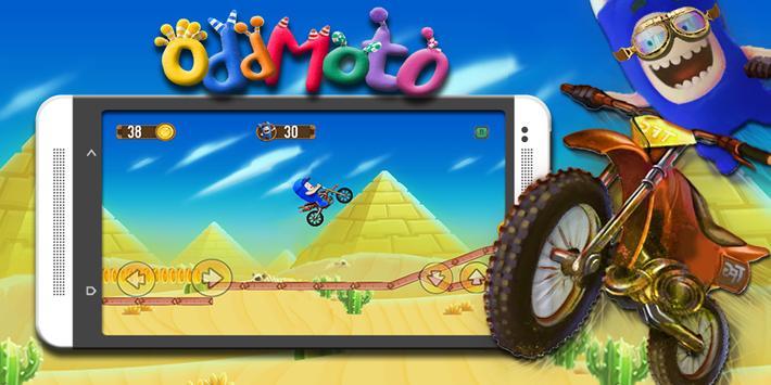 OddMoto apk screenshot