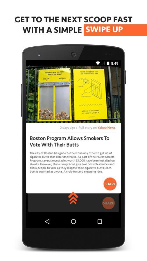 Oddcast - News App, Odd News for Android - APK Download