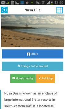 Bali Offline Map Guide Hotels screenshot 11