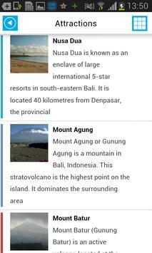 Bali Offline Map Guide Hotels screenshot 2