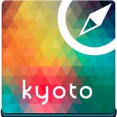 Kyoto Offline Map Guide Flight icon