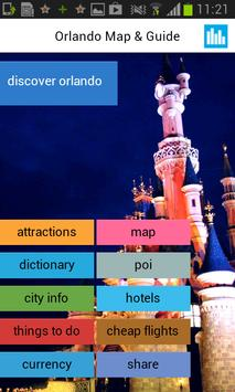 Orlando Offline Map & Guide screenshot 4