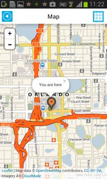 Orlando Offline Map & Guide screenshot 1