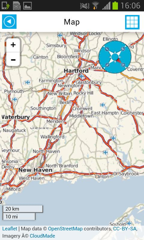 Offline Map Of New York For Android.New York State Offline Map For Android Apk Download