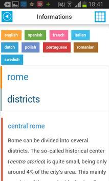 Rome Offline Map Guide Hotels screenshot 5