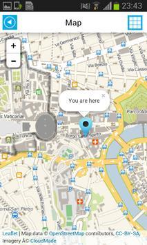 Rome Offline Map Guide Hotels screenshot 9