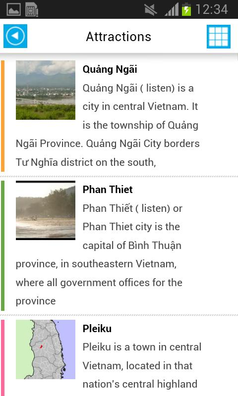 Vietnam Offline Map & Guide for Android - APK Download
