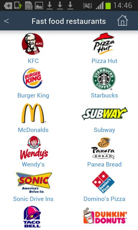 Near Me Restaurants Fast Food For Android Apk Download