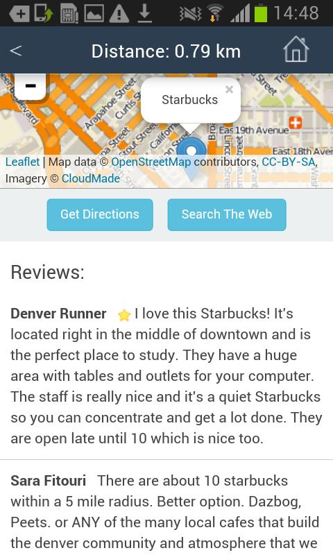 Near Me Restaurants, Fast Food for Android - APK Download