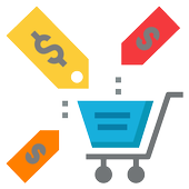 Coupons | Deals | Cashback | Offers icon