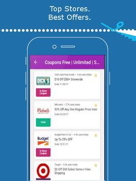 Coupons | Deals | Cashback | Offers apk screenshot