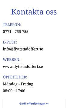 Flyttstädoffert.se screenshot 3