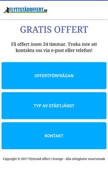 Flyttstädoffert.se poster