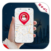 Official Santa Claus Tracker icon