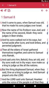 KJV Offline bible screenshot 29