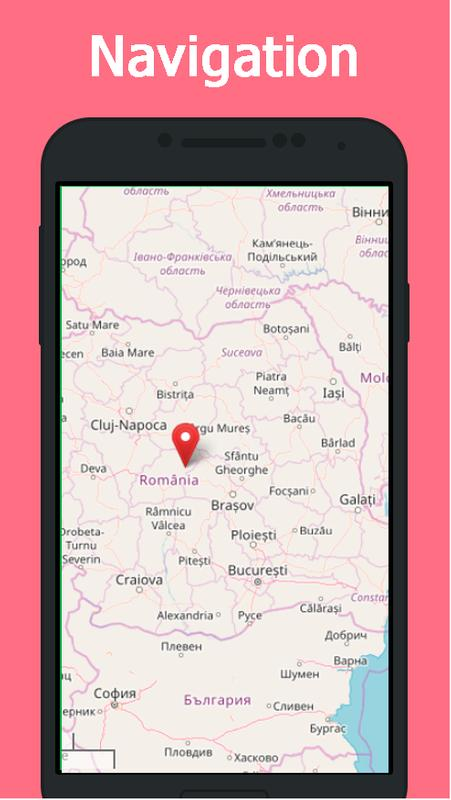 Bulgaria Maps Driving Directions Gps Andriod App For Android