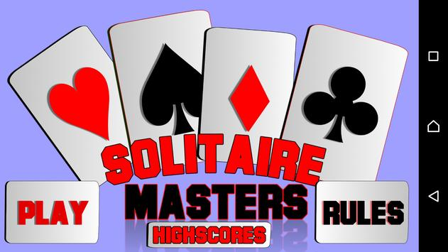 Solitaire Masters poster